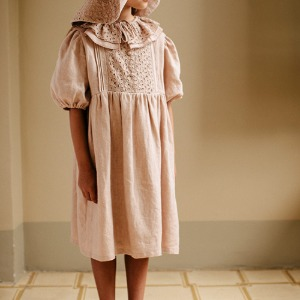 Grace Dress (dusty rose)