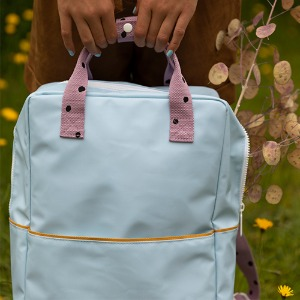 Backpack Freckles Large Sky Blue