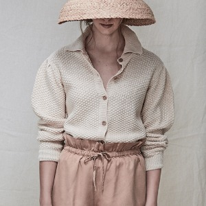 [입고예정]Lilian Woman Knit Jacket
