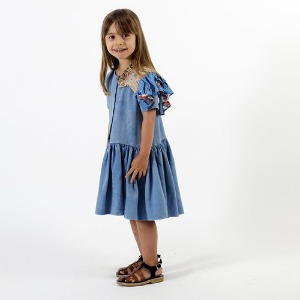 Graca Denim Dress