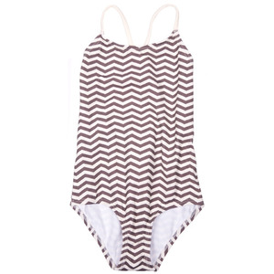 (2y)Swimsuit 400 (zigzag)