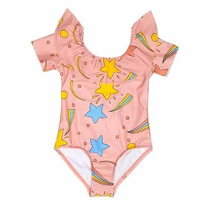Space Swimsuit (pink)