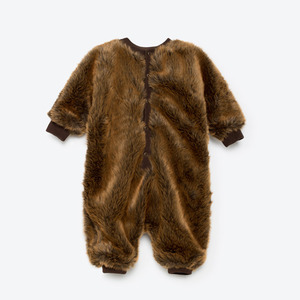 Chihuahua Fake Fur Suit (brown)
