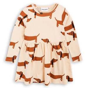 Dog LS Dress