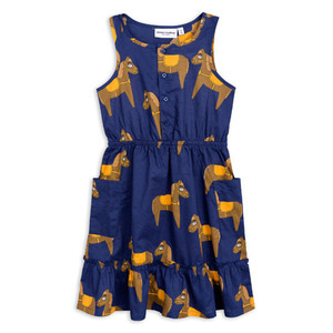 Horse Flounce Dress